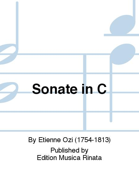 Sonate in C
