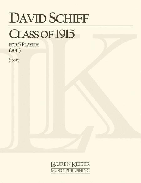 Class of 1915