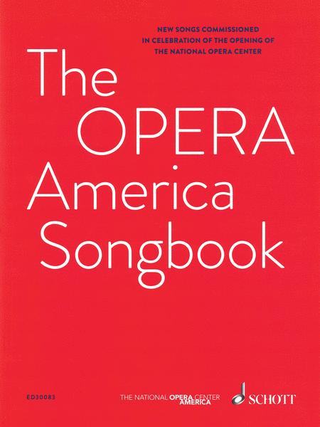 The OPERA America Songbook