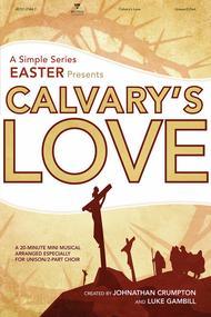 Calvary's Love (Choral Book)
