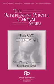 The Cry of Jeremiah
