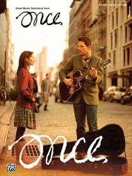 Once: The Broadway Musical -- Sheet Music Selections