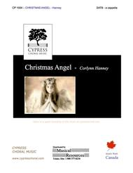 Christmas Angel (SATB)