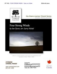 Four Strong Winds (SSAA)