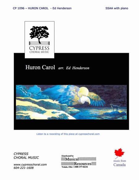 Huron Carol (SSAA)