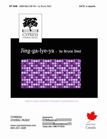 Jing-ga-lye-ya (SATB)