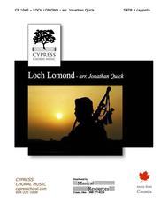 Loch Lomond (SATB)