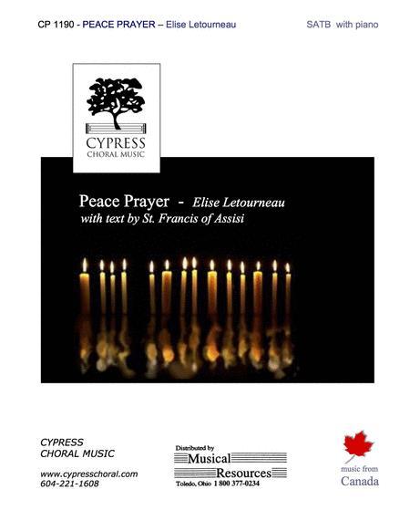 Peace Prayer
