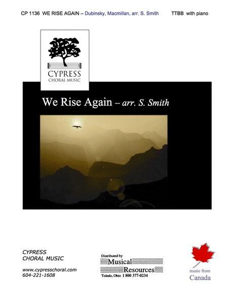 We Rise Again (TTBB)