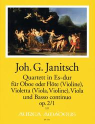 Quartet Op. 2/1