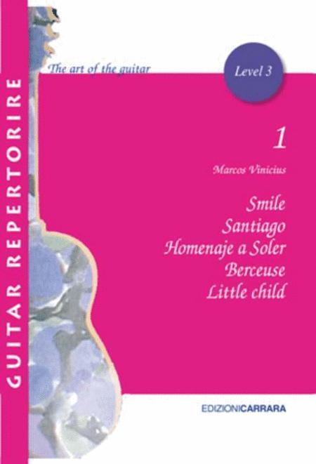 Repertoire Book 1