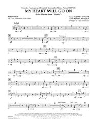 My Heart Will Go On (Love Theme from Titanic) - Percussion 2
