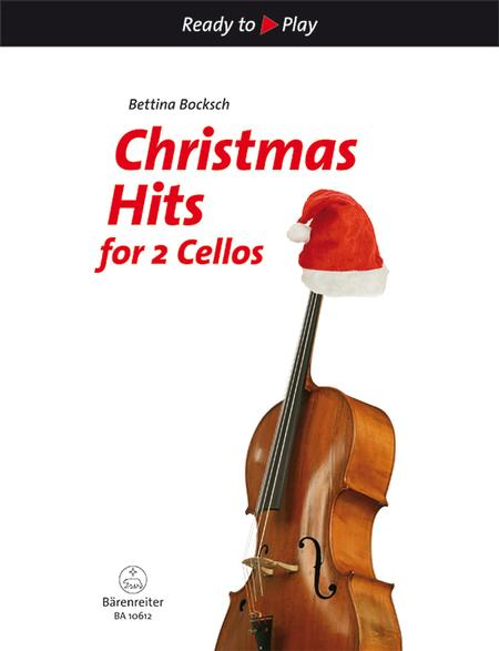Christmas Hits For 2 Cellos Sheet Music - Sheet Music Plus