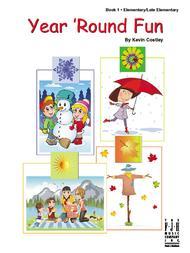 Year 'Round Fun, Book 1 (NFMC)