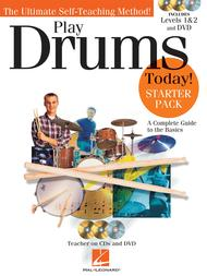Play Drums Today! - Starter Pack