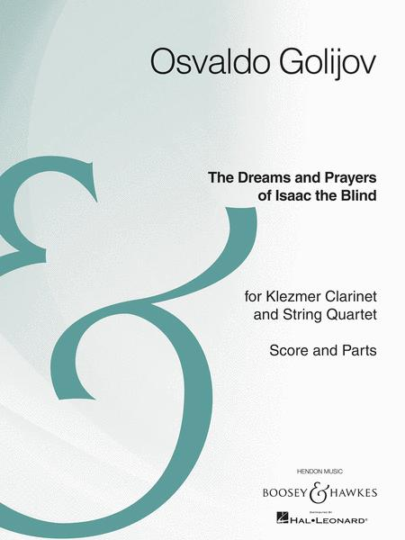 Dreams and Prayers of Isaac the Blind (score only)