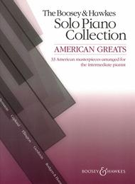 The Boosey & Hawkes Piano Solo Collection: American Greats