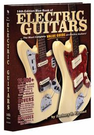 blue book of electric guitars book from alfred music sheet music plus. Black Bedroom Furniture Sets. Home Design Ideas