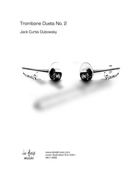 Trombone Duets No. 2
