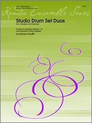 Studio Drum Set Duos