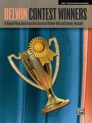 Favorite Contest Winners -- Summy-Birchard & Belwin, Book 3