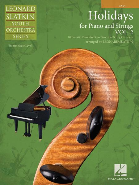 Holidays for Piano and Strings