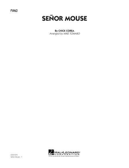 Senor Mouse - Piano