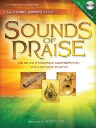 Sounds of Praise - bass clef instruments (Book and CD)
