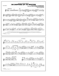 Download I'm Shipping Up To Boston - Flute/Piccolo Sheet Music By