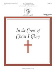 In the Cross of Christ I Glory - 3-5 octaves