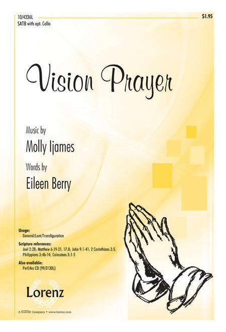 Vision Prayer