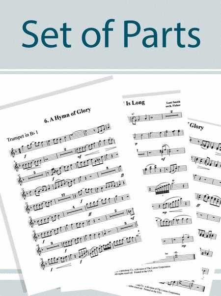 Wondrous Love - Set of Instrumental Ensemble Parts