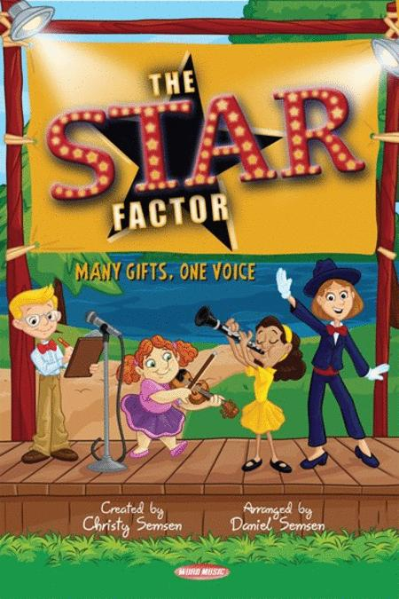 The Star Factor (CD Preview Pak)