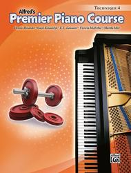 Premier Piano Course Technique, Book 4