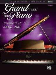 Grand Trios for Piano, Book 5