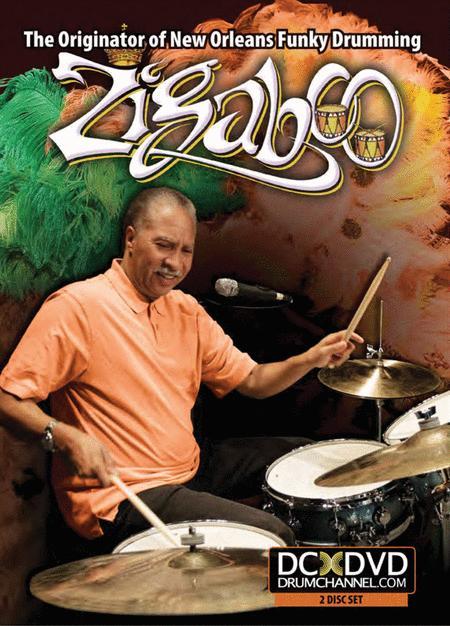 Zigaboo: The Originator of New Orleans Funky Drumming