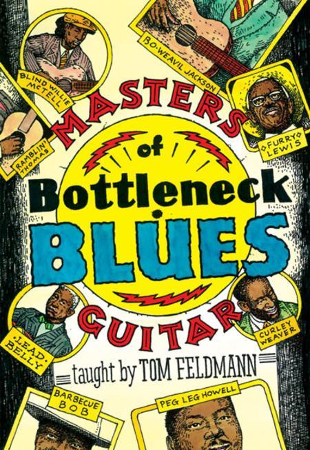 Masters of Bottleneck Blues Guitar DVD
