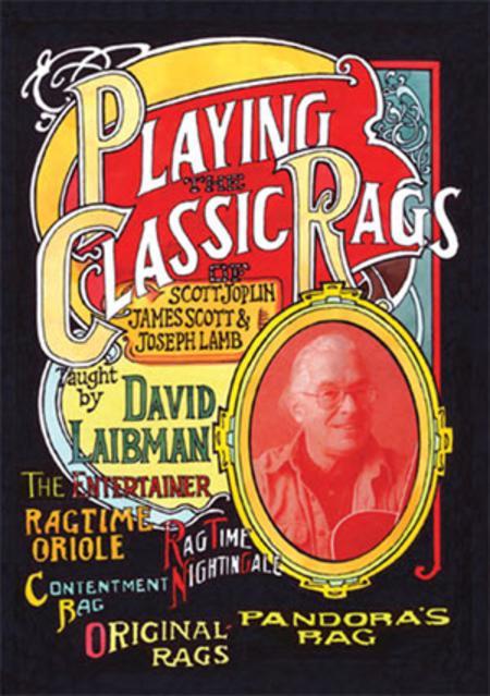 Playing the Classic Rags of Scott Joplin, J Scott & J Lamb