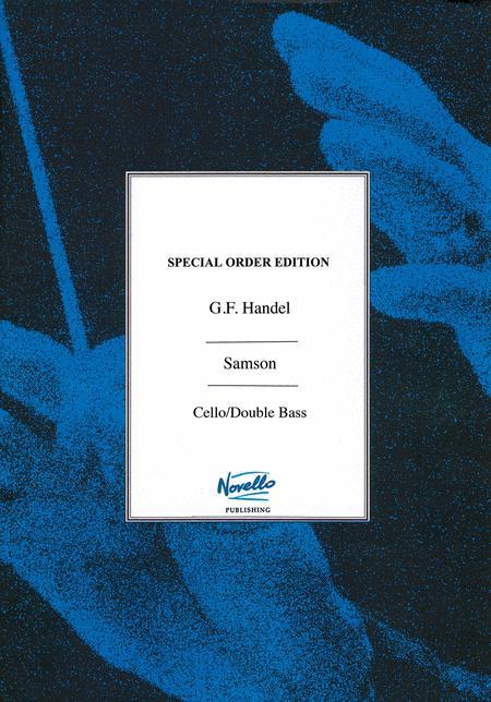 Samson (Cello/Double Bass Part)