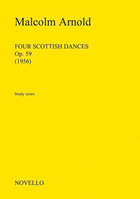 Four Scottish Dances