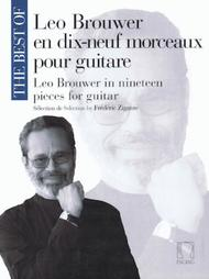 The Best of Leo Brouwer