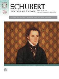 Schubert -- Fantasie in F Minor, Op. 103, D. 940
