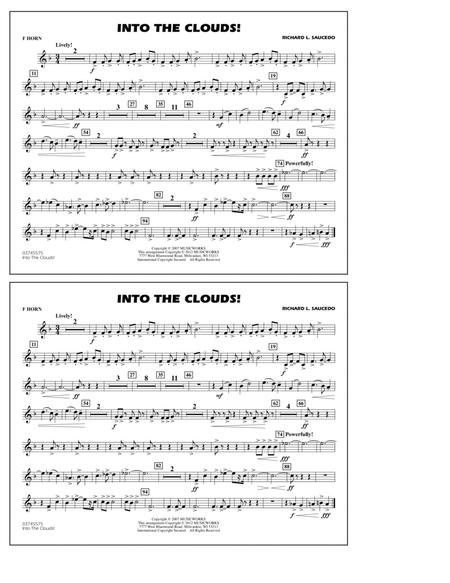 Into The Clouds! - F Horn