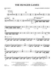 The Hunger Games - Percussion 1