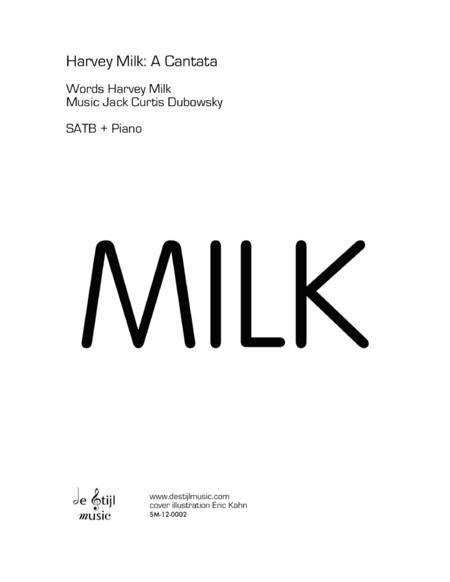 Harvey Milk: A Cantata
