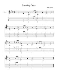 Easy Finger-Style Hymns (TAB)