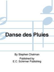 Earth Songs: No. 5 Danse des Pluies