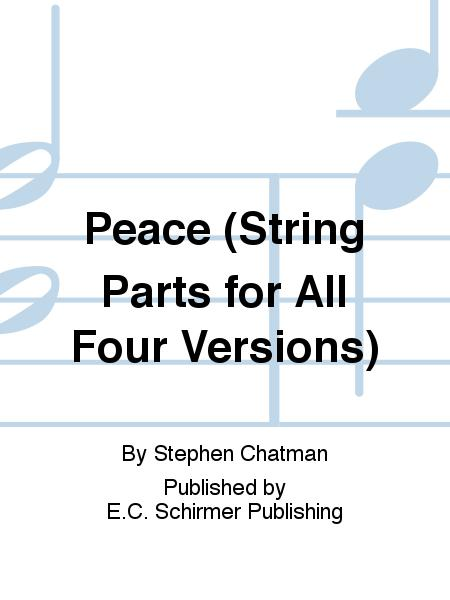 Peace (String Parts)