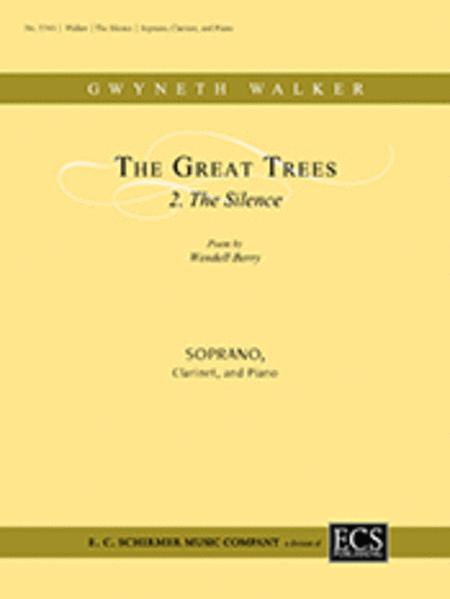 The Great Trees: 2. The Silence