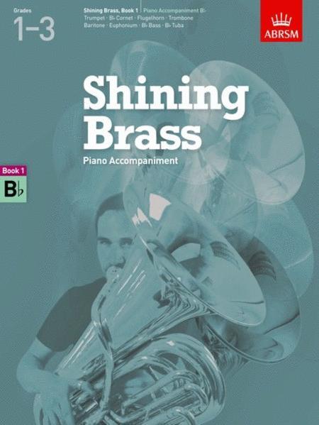 Shining Brass, Book 1, Piano Accompaniment B flat.